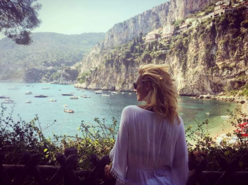 Un petit coin de paradis, sur la côte est française..