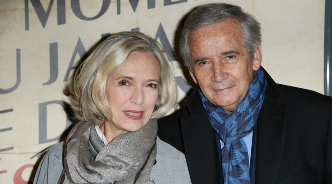 Les parents de Mélanie Doutey forment un couple plus vrai que nature dans Demain nous appartient (TF1)