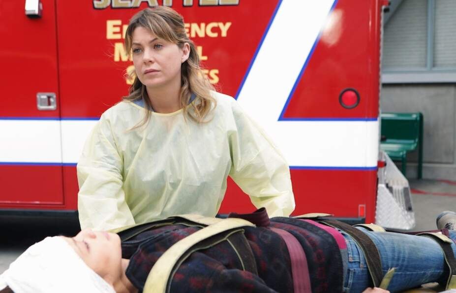 15. Ellen Pompeo, Grey's Anatomy : 10 millions de dollars par an