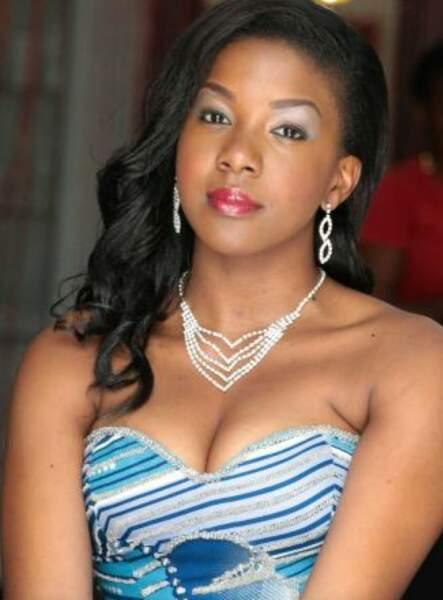 Miss Côte d'Ivoire, Esther Emmanuelle MEMEL