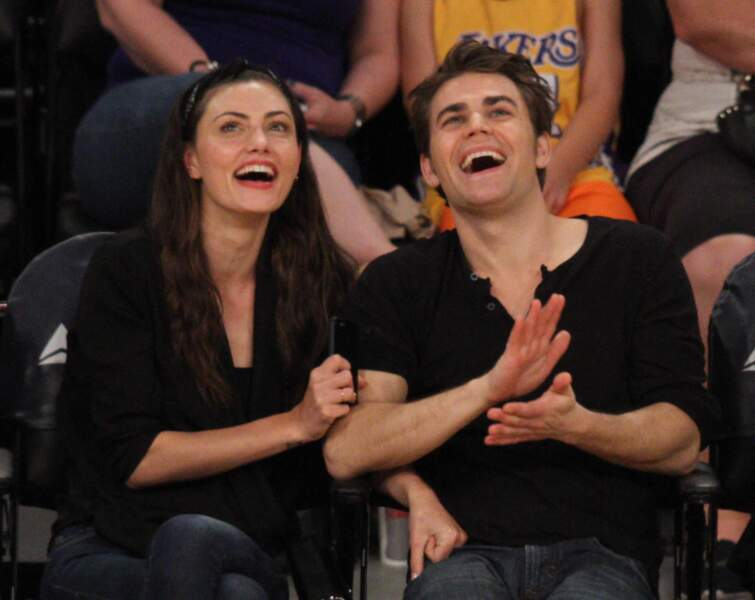 Vampire Diaries/The Originals : le crossover de Paul Wesley et Phoebe Tonkin
