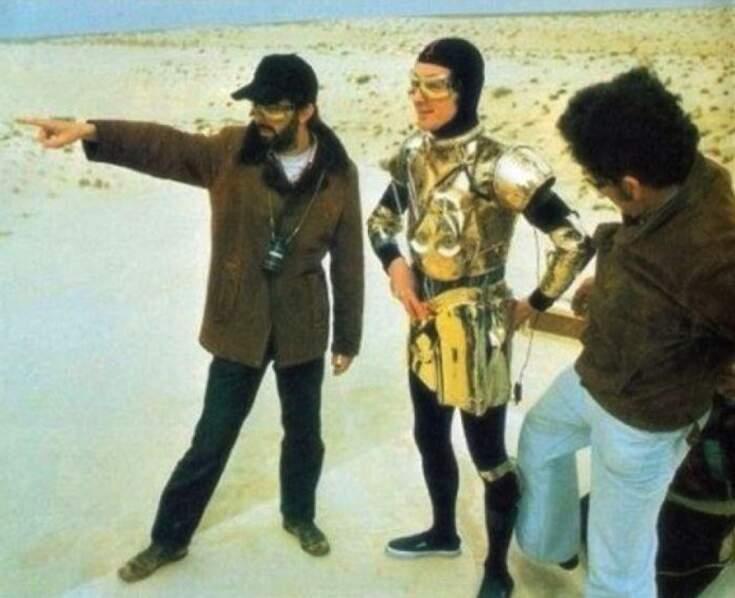 Le costume original de C3PO