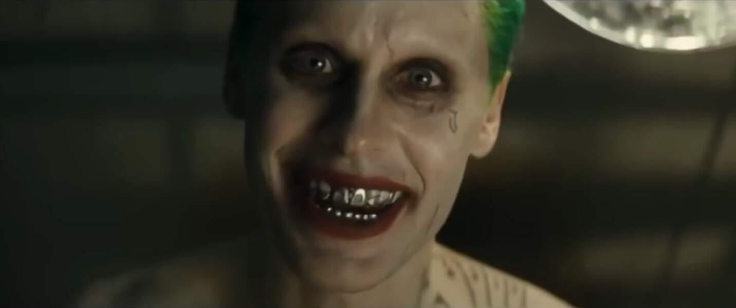 En 2016, l'acteur Jared Leto reprendra le célèbre rôle du Joker dans Suicide Squad. Flippant vous dites ?