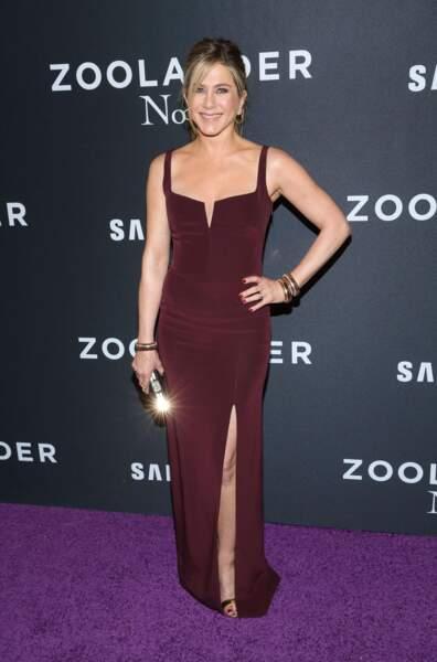 Sexy en toute circonstance, Jennifer Aniston a eu bien du mal à faire oublier son rôle dans Friends