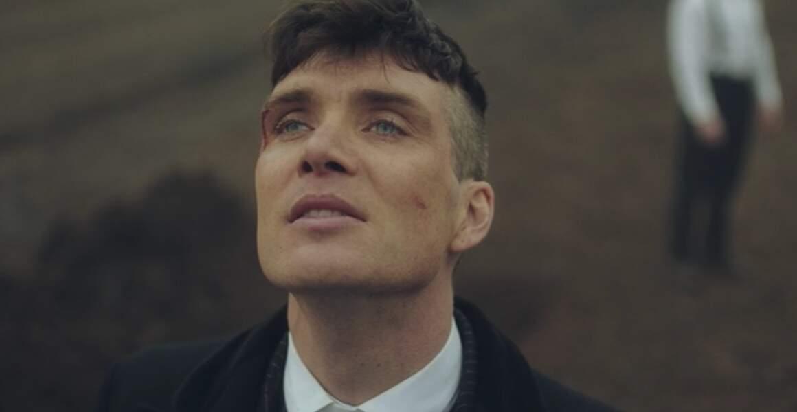 Dans Peaky Blinders toujours, Cillian Murphy a trouvé un rôle qui lui colle à la peau, celui de Thomas Shelby