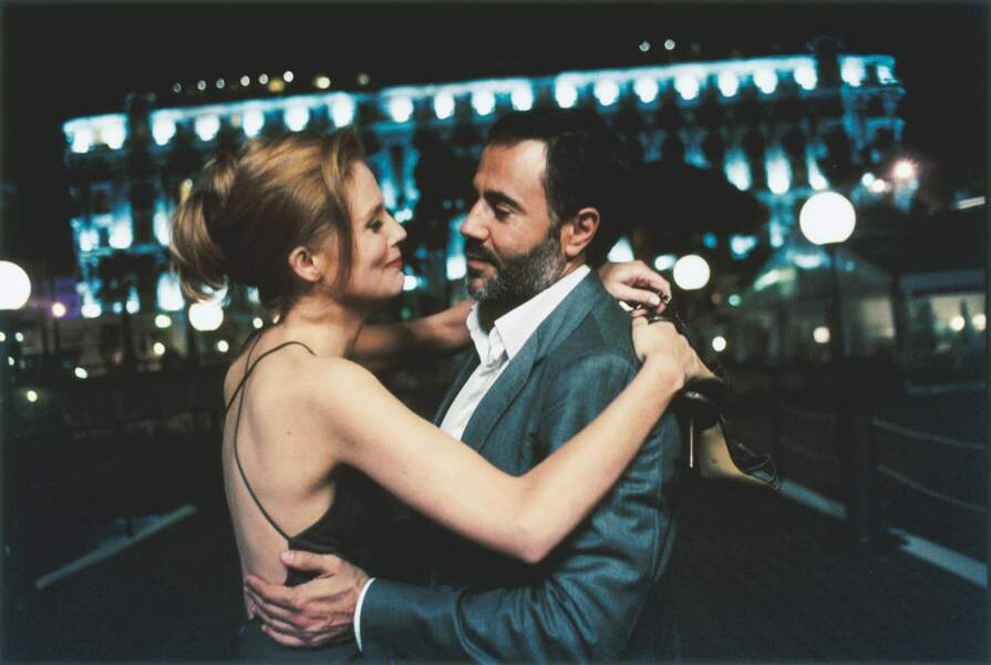 Le Carlton, toile de fond de la comédie Quatre étoiles (2006), avec Isabelle Carré et José Garcia