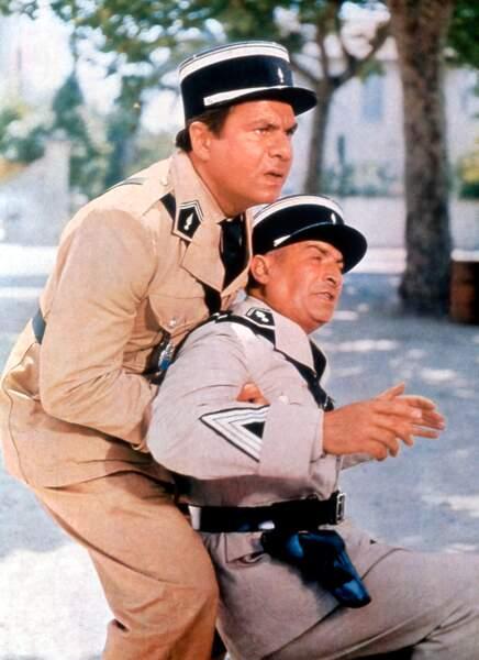 Le Gendarme de StTropez (1964)
