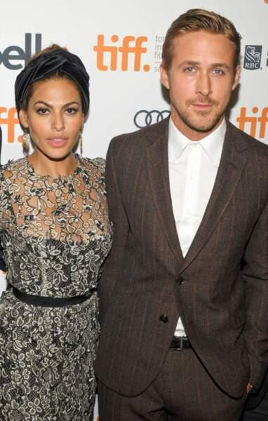 Ryan Gosling et Eva Mendes se sont rencontrés sur le tournage de The Place Beyond the Pines