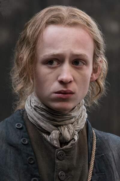 Claire et Jamie sont très proches de Ian Murray, le neveu de Jamie