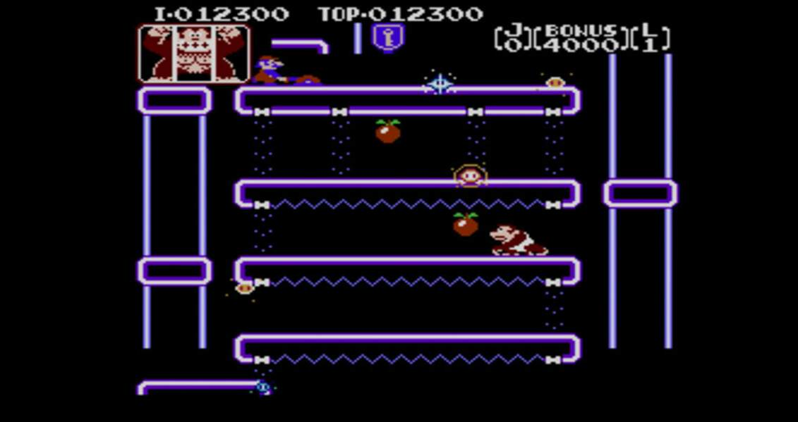 Donkey Kong Jr. - Arcade (1982)