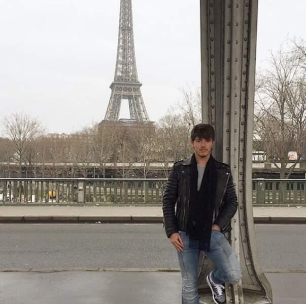 ... ou plus simplement à Paris