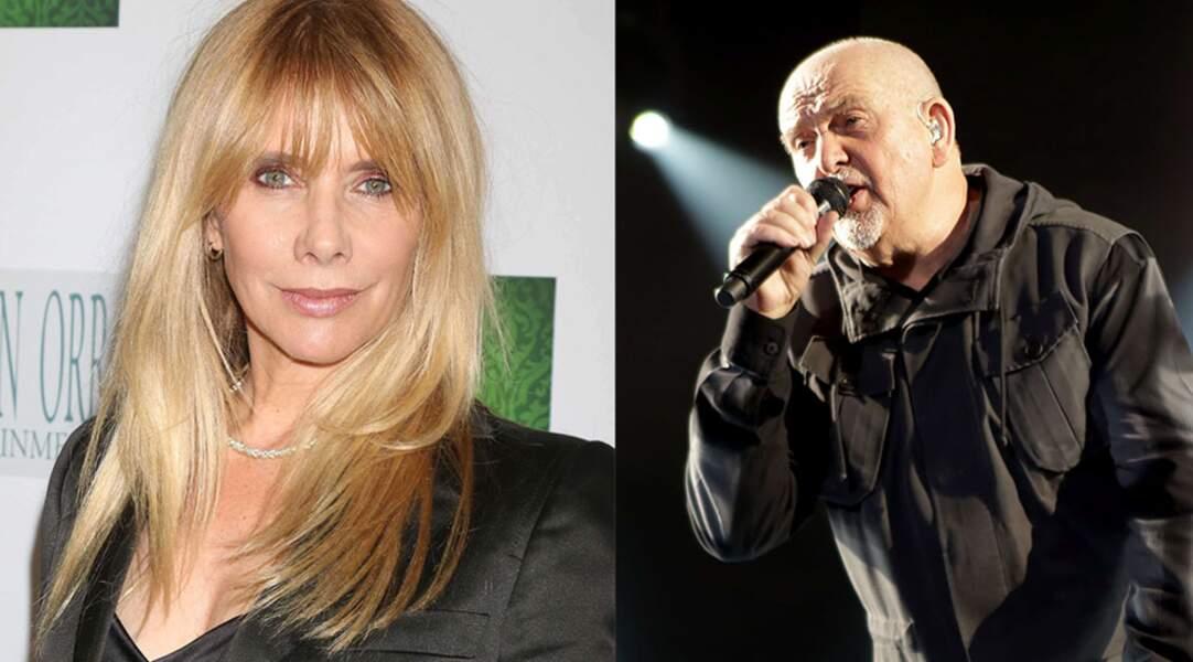 Pour sa dulcinée de l'époque, Rosanna Arquette, le chanteur Peter Gabriel écrira le titre In your eyes.