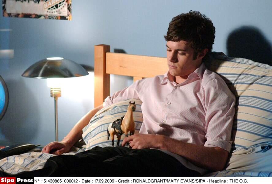 """Adam Brody, alias Seth Cohen, le """"frère"""" de Ryan"""