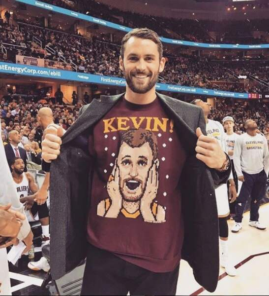 Nous aussi Kevin Love, on t'aime !