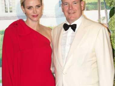 Charlène et Albert de Monaco plus glamour que jamais au 67e gala de la Croix-Rouge