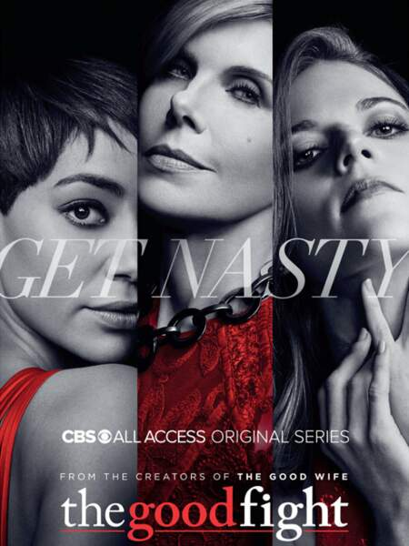 Si The Good Wife a tiré sa révérence, le spin-off, The Good Fight, n'a pas dit son dernier mot