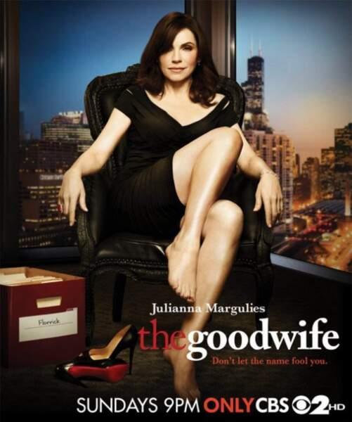 The Good Wife : Être une femme libérée, tu sais c'est pas si facile !