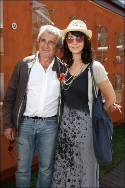 Michel Boujenah, accompagné de Zabou Breitman