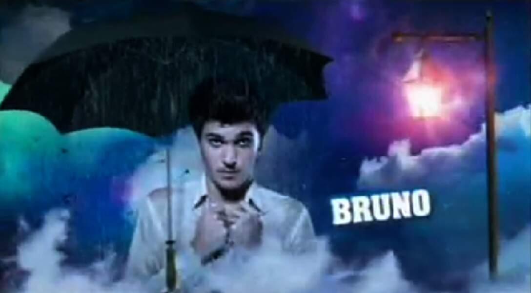 """Bruno (Saison 3). Son secret : """"Je suis un ancien SDF"""""""