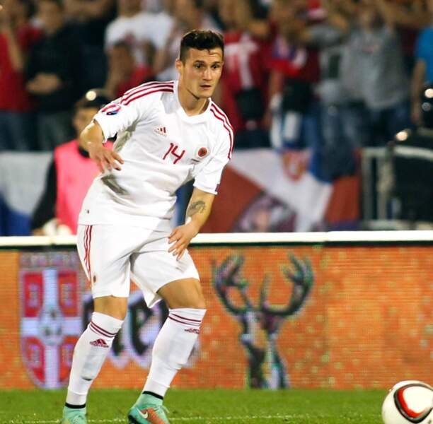 Taulant Xhaka est la star albanaise