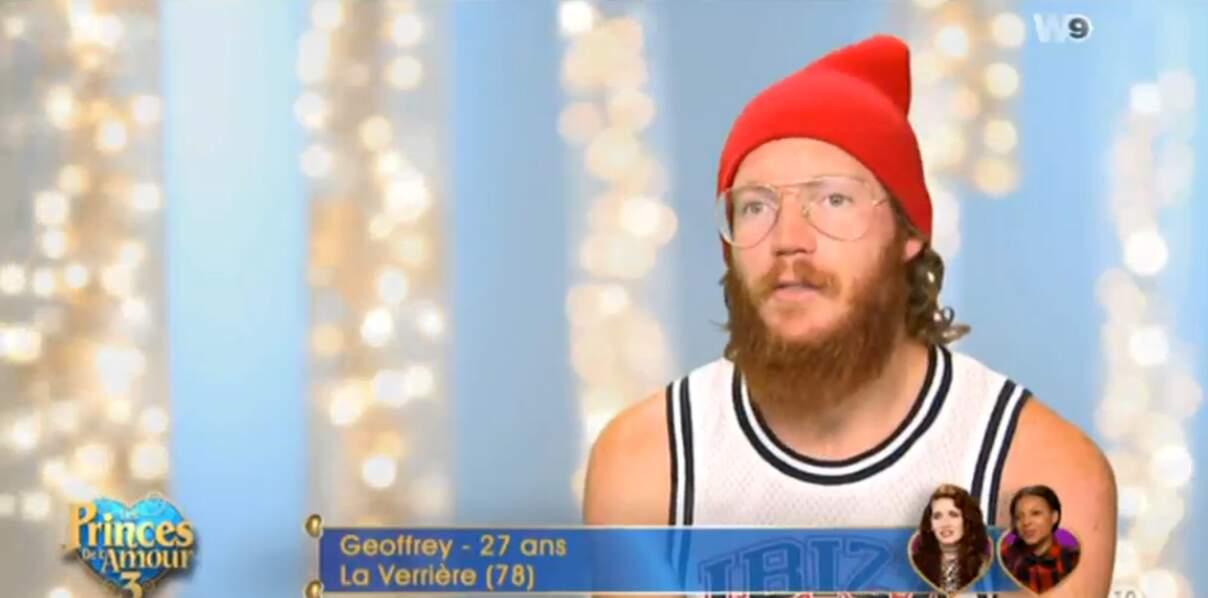 """Peut-être préférez-vous le bonnet rouge """"Commandant Cousteau style"""" de Geoffrey !"""
