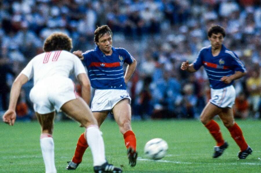 Bernard Lacombe est un des plus grands attaquants français de l'histoire