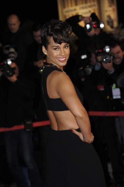Alicia Keys aussi !