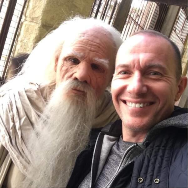 Le Père Fouras a-t-il donné des conseils à Pascal Soetens, nouveau personnage de la cage ?