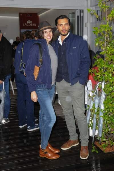 L'acteur Samir Boitard et Louise, c'est une affaire qui roule !