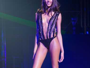 Fashion Week Paris : pléiade de stars françaises au défilé Etam lingerie