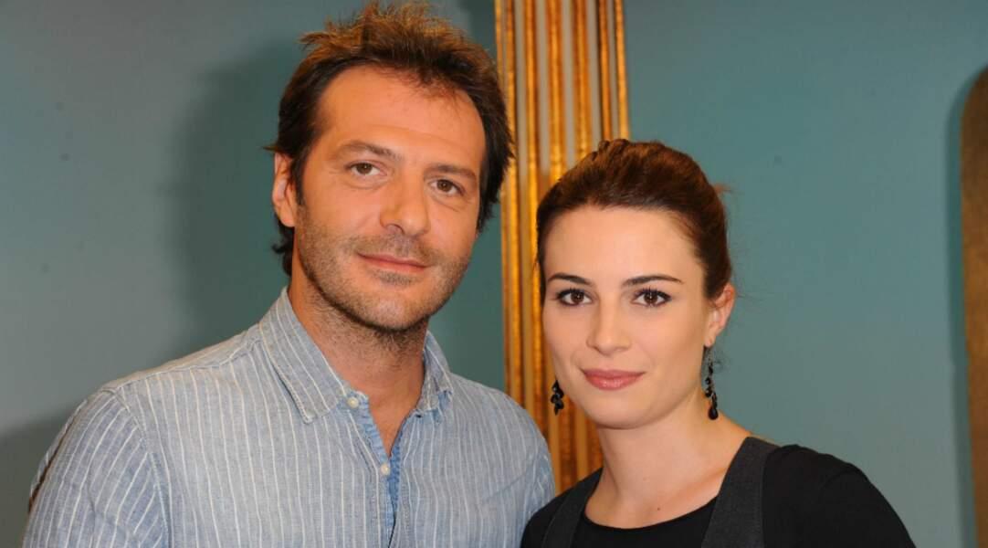 Juliette Chêne et Jean-Charles Chagachbanian, ensemble depuis 11 ans, ont tourné dans plusieurs saisons de PBLV