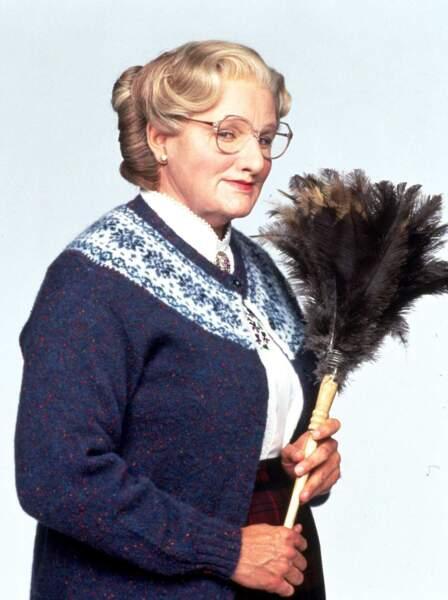 Inoubliable Robin Williams dans Madame Doubtfire (1993)