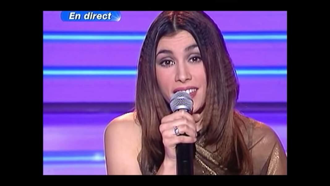 Comme Jenifer, Olivia Ruiz est révélée grâce à la première édition de la Star Wacademy