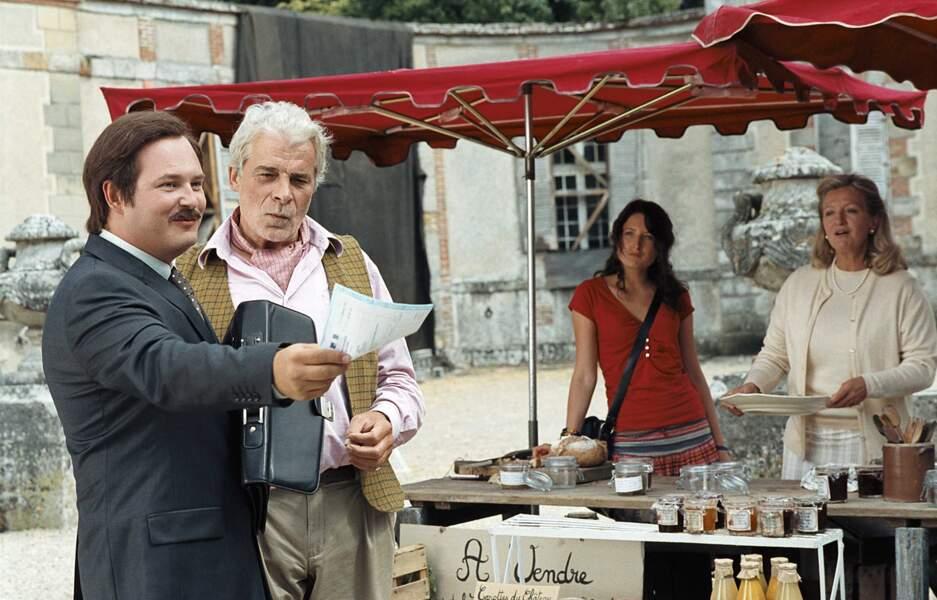 Sébastien Cauet, l'animateur de Chéri t'es le meilleur, a lui aussi joué dans le film ! Vous le reconnaissez ?