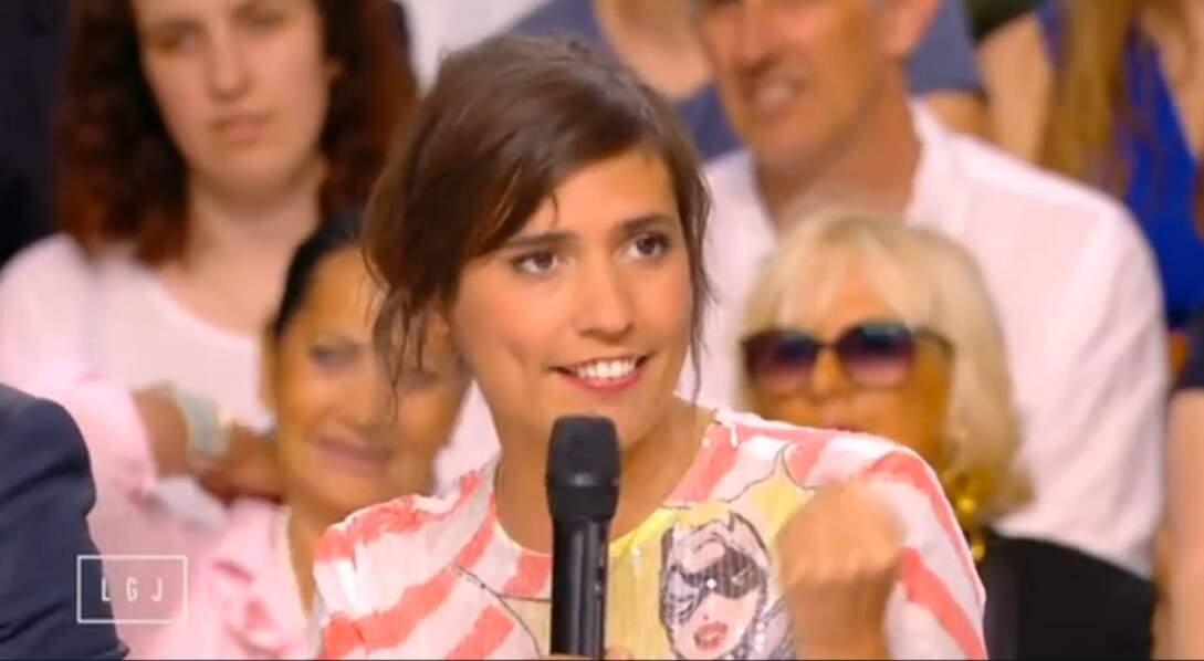 Mathilde Serrell, fan de Fantômette ?