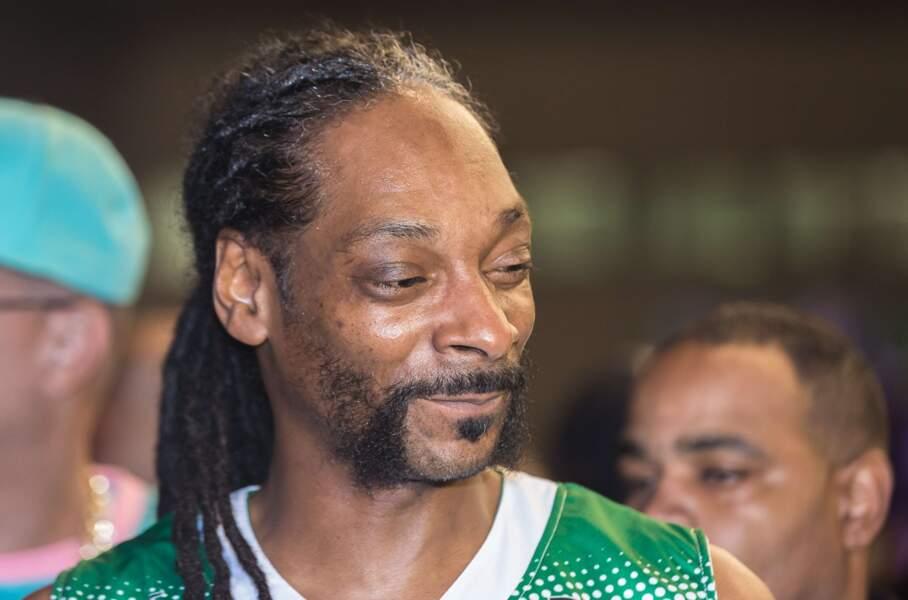 Le rappeur Snoop Dogg s'appelle en fait Calvin.