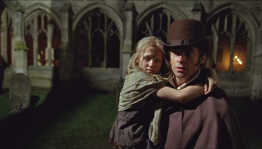 En 2012, il est Jean Valjean dans le film musical Les Misérables