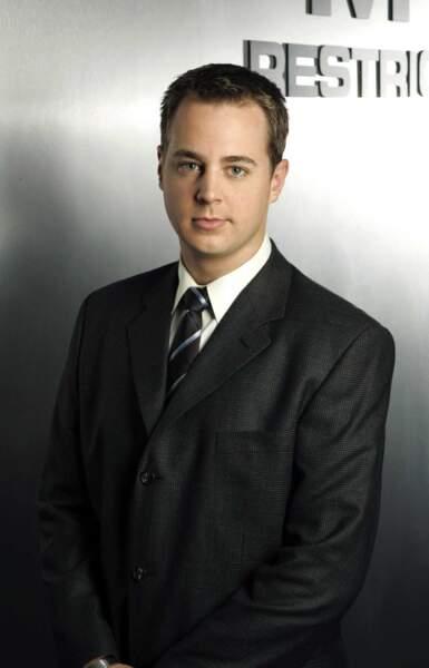Voici Sean Murray, le McGee de NCIS au début de la série...
