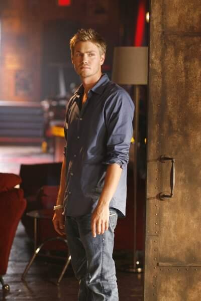 Voici Chad Michael Murray dans la série Les Frères Scott...