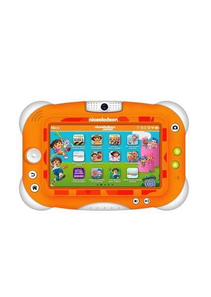 Ludique, la tablette Nickelodeon est un cadeau parfait !