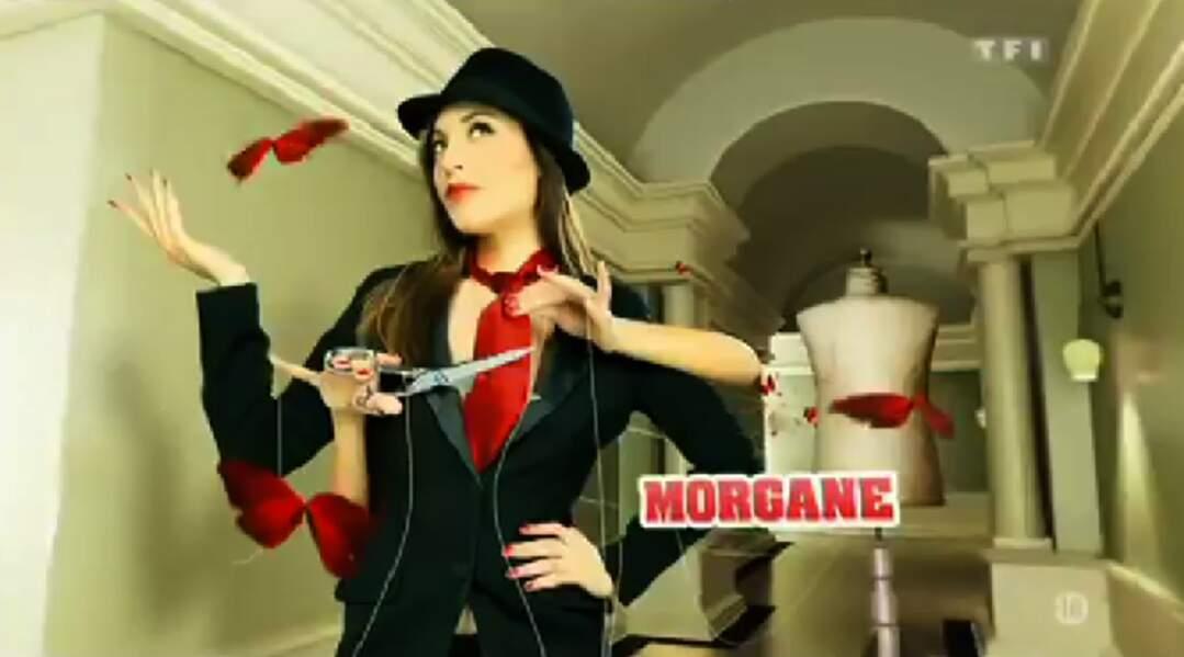 """Morgane (Saison 5). Son secret : """"Mon père s'appelle Brigitte"""""""