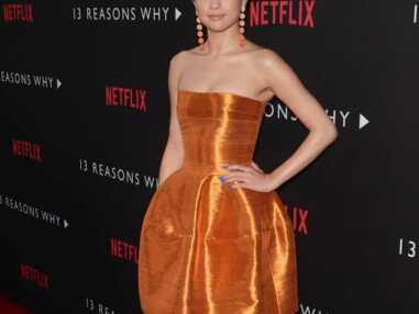 Sublime, Selena Gomez est la reine du tapis rouge pour sa série 13 Reasons Why