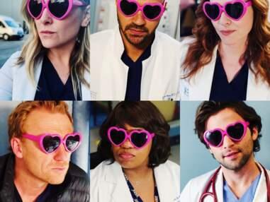 Les acteurs de Grey's Anatomy s'éclatent hors-caméra, sur le tournage de la série !