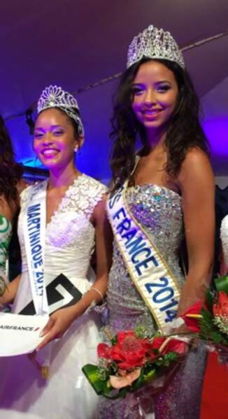 Miss Martinique 2014, Moëra Michalon