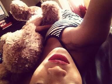 Twitter : Le doigt d'honneur de Johnny, le nounours de Rihanna, les fesses de Sofia V