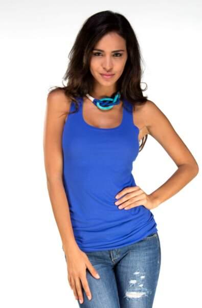Leila, 32 ans, mannequin et actrice