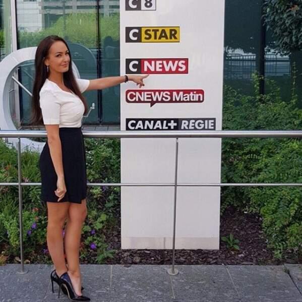 On la retrouve tous les jours sur CNews...