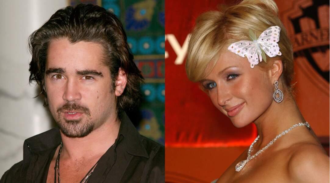 Pour bien finir l'année 2004, il semblerait que l'acteur et Paris Hilton auraient bien sympatisé...
