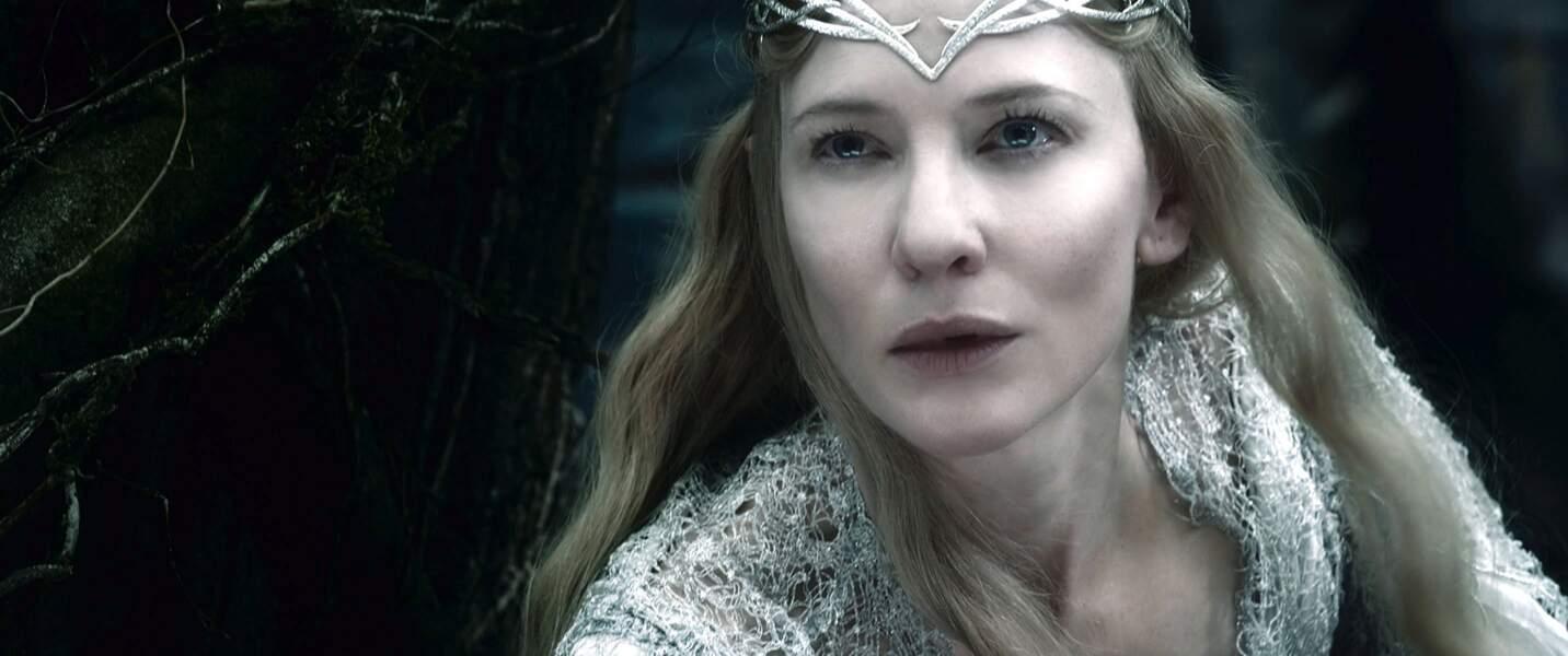 Que devient Cate Blanchett, alias Galadriel ?