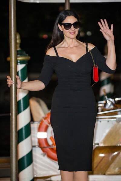 La bomba italienne Monica Bellucci